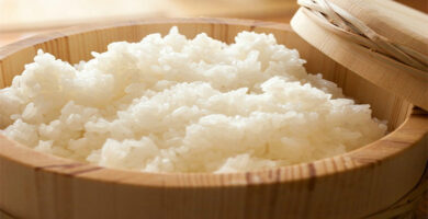 tiempo de coccion arroz para sushi